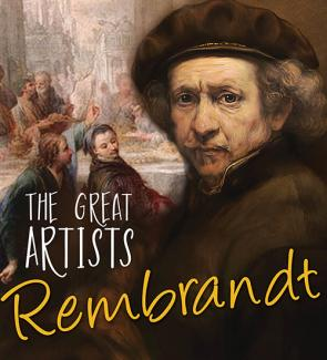 The Great Artists Rembrandt