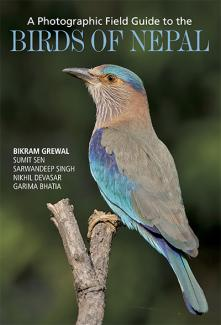 A Photographic Field Guide to the Birds of Nepal ( Paperback)