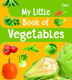 My Little Book of Vegetables