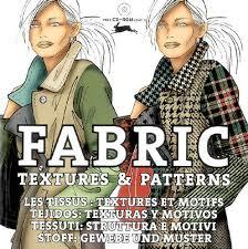 Fabric Textures & Patterns (Free CD)