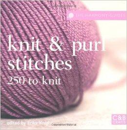 Knit & Purl Stitches 250 to Knit