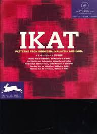 Ikat — Patterns From Indonesia, Malaysia and India (Free CD)