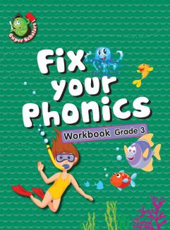 Fix Your Phonics Workbook Grade-3