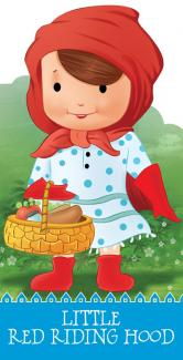 Little Red Riding Hood : Cutout Story Book