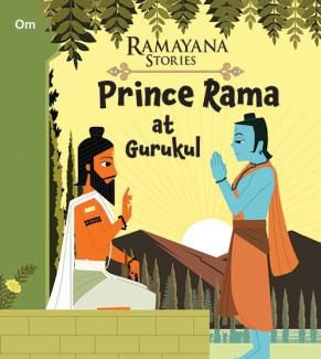 Prince Rama at Gurukul : Ramayana Stories