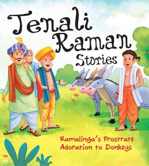 Ramalinga's Prostrate Adoration to Donkeys : Tenali Raman Stories