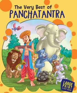 The Very Best of Panchatantra : Large Print