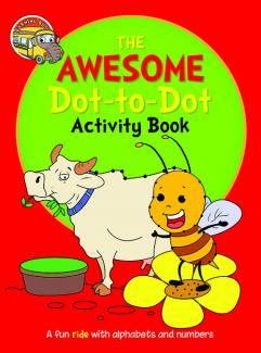 The Awesome Dot-to-Dot Activity Book
